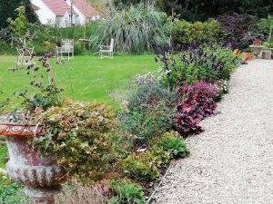 Long Ashton garden by Tim Lawrence Gardens